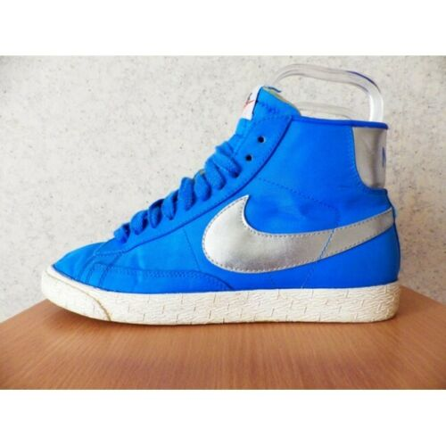 Womens Nike Blazer High Vintage ND Neu Gr:39 Premium Dunk Sneaker photo blue