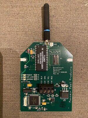 520148 Pentair Wireless Remote SunTouch w//Transceiver