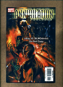 2006-Annihilation-Prologue-1-VF-NM-1st-Print-Marvel-Nova-Guardians-Thanos-Movie