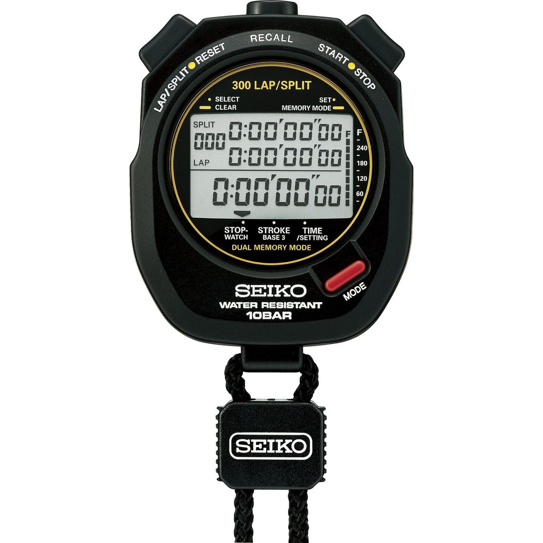 SEIKO stopwatch Swimming Master SVAS003   S141 Japan Ver.    Genuine from Japan