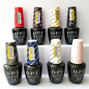 Details About 150 Opi Gel Nail Polish Gelcolor Soak Off 0 5oz Pick Your Colors Best Price