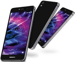 Medion-Life-X5020-Smartphone-5-Zoll-Full-HD-32GB-Dual-Sim-LTE-Handy-Schwarz