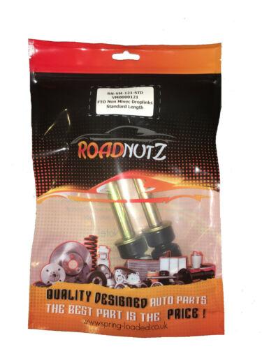 Noir Poly Arrière Droplinks pour MITSUBISHI FTO V6 nonmivec à 97+1.8 Standard