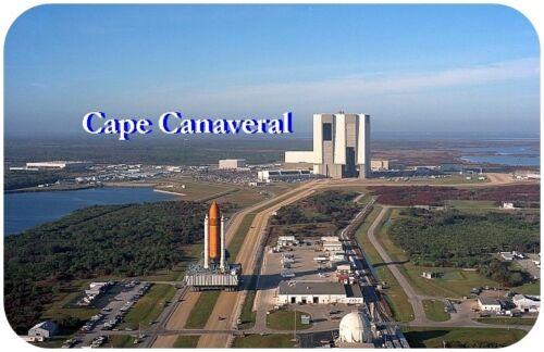 Kühlschrankmagnet,Magnetschild,Magnet-Cape Canaveral