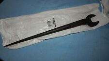 """Armstrong 32-842 Tapered Single End 1-5//16/"""" Structural Wrench 19/"""" OAL NEW"""