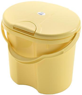 Acquista A Buon Mercato Rotho Top Bidoncino Pannolini Vanilla Honey Perl 20002-0236