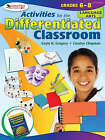 Activities for the Differentiated Classroom: Language Arts : Grades 6-8 by Carolyn M. Chapman, Gayle H. Gregory (Paperback, 2007)