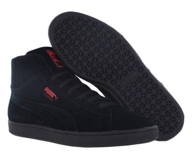size 40 5450d e0f51 Puma Suede Mid Wog Men's Shoes