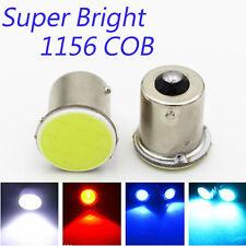1 x BA15S COB LED - BRIGHT Red1156 Brake Reverse Light Bulb Globe Lamp 12v