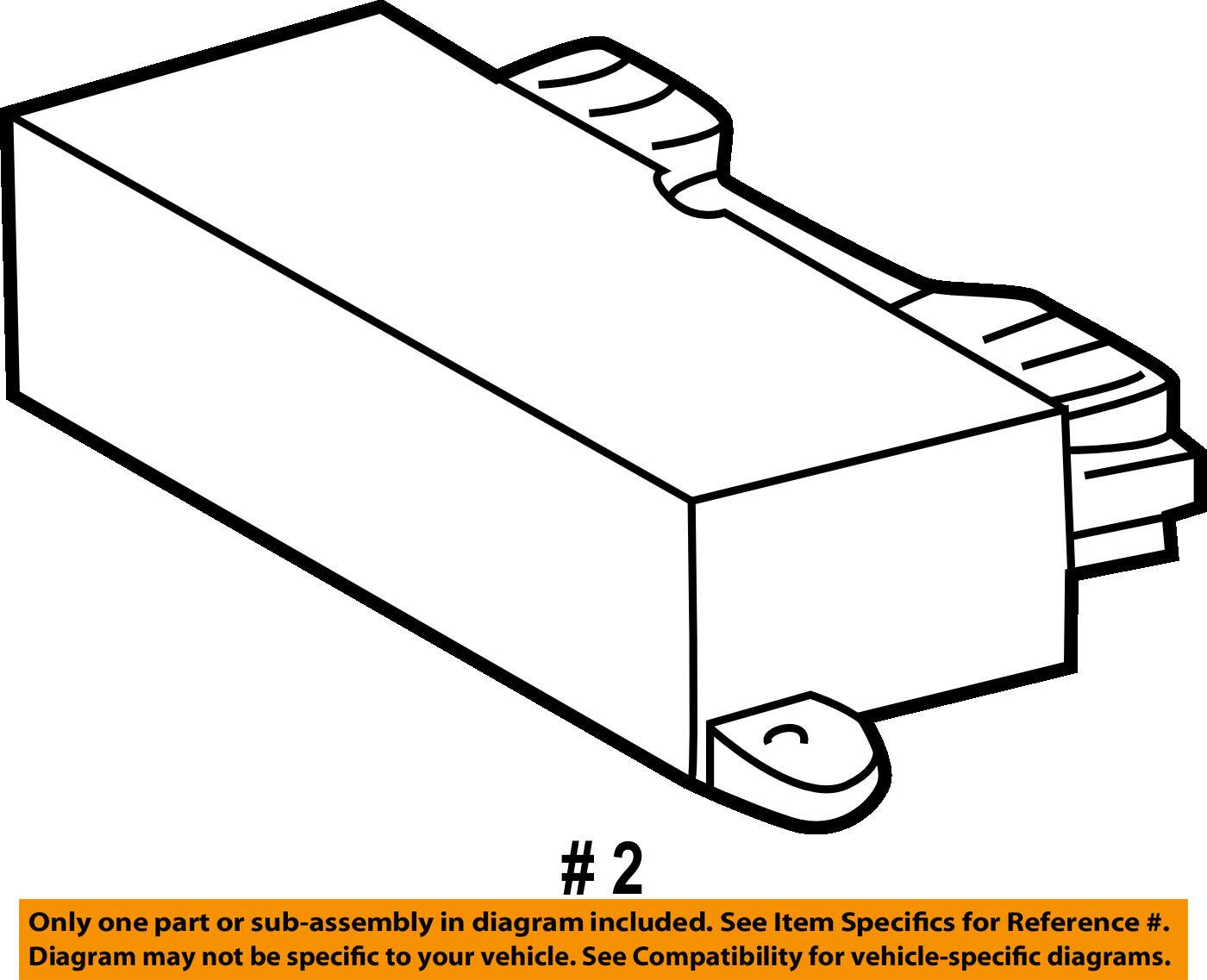 02 Mercedes Benz Cl500 Rear Window Control Unit Module 2158202326 Ebay 2001 Cl600 Fuse Diagram Norton Secured Powered By Verisign