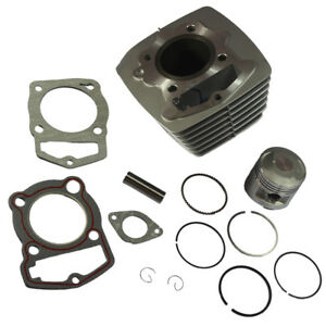 Piston-Cylinder-Engine-Top-End-Rebuild-Kits-For-Honda-CB125S-1976-1973-XL125