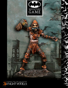 KNIGHT-MODELS-DC-SCARECROW-METAL-NEW