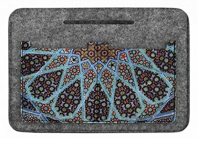 ARSO Tasche Organizer Handtaschen-Organizer Taschenorganizer Grau Motiv Aisha