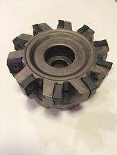 Test Tool Ingersoll  Face Mill- DJ5T 40 R01 EDP3029307   & 10 Inserts Per Loaded