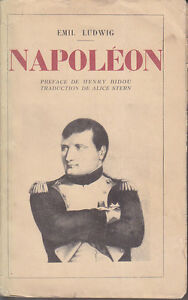 C1-ALLEMAGNE-Emil-LUDWIG-NAPOLEON-Payot-1929