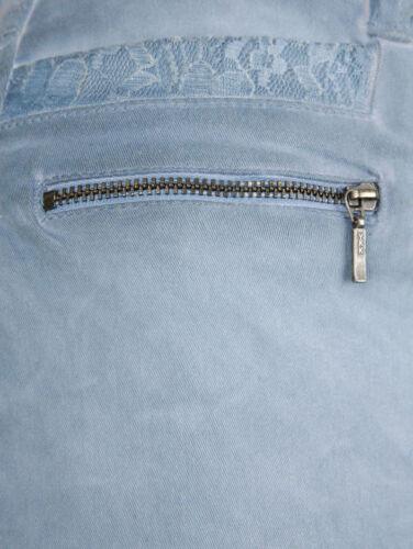 Paola Straight Hose Blau Bleu DRESS IN 18,21,23 Gr Neu