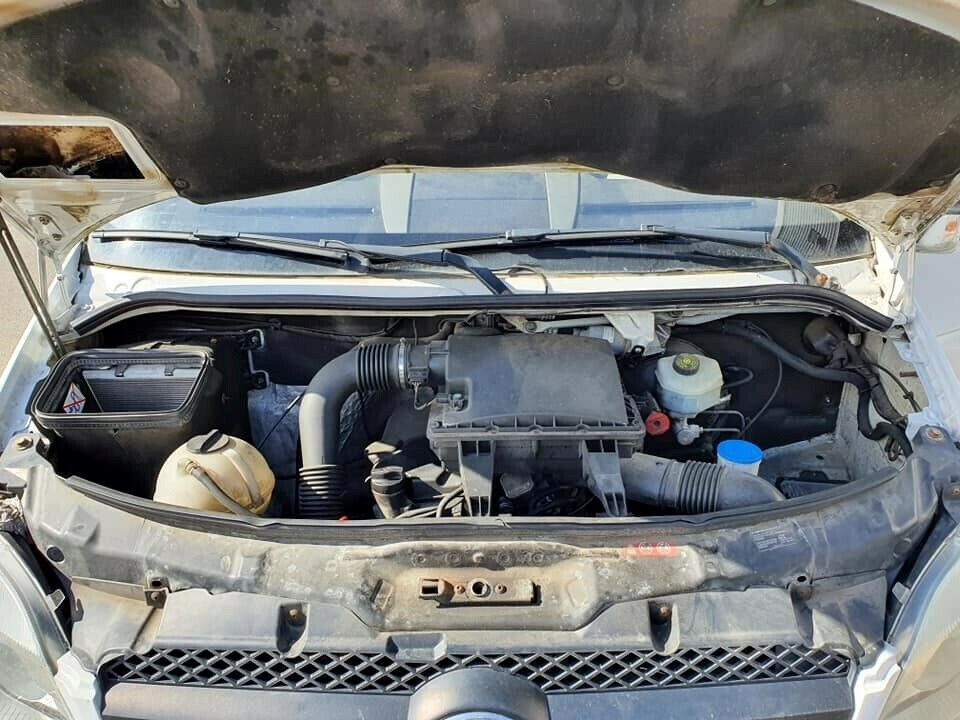Mercedes, Sprinter 215, 2,2 CDi R2 Kassevogn