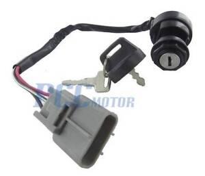 ignition key switch yamaha grizzly yfm 660 yfm660 2002. Black Bedroom Furniture Sets. Home Design Ideas