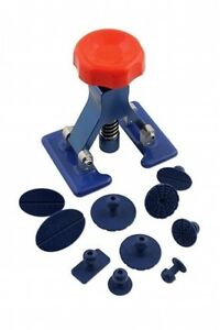 POWER-TEC-92407-DENT-PULLER-TOOL-KIT-WITH-10-PADS-INSTRUCTIONS-SUPPLIED