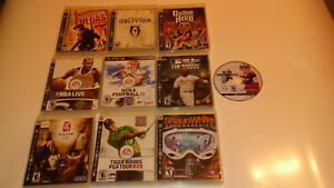 Lot-of-10-Playstation-3-PS3-Video-Games