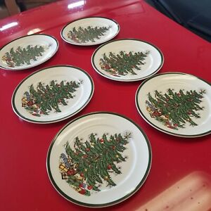 Vintage Cuthbertson Original Christmas Tree english china ...