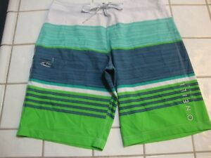 2a90044d95 Image is loading O-039-NEILL-Boardshorts-Swim-Shorts-Trunks-Polyester-