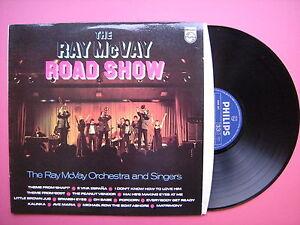 Die-Ray-Mcvay-Road-Show-Philips-6308-207-Ex-Zustand-Vinyl-LP-Selten