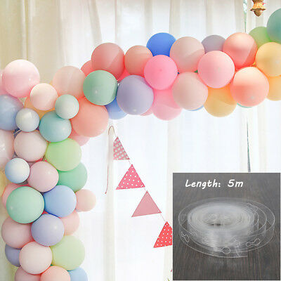 16ft Balloon Decorating Arch Connect Strip For Wedding Birthday Party Decorating