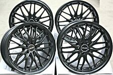 "18"" CRUIZE 190 MB ALLOY WHEELS FIT FORD FOCUS MK2 MK3 INC ST"