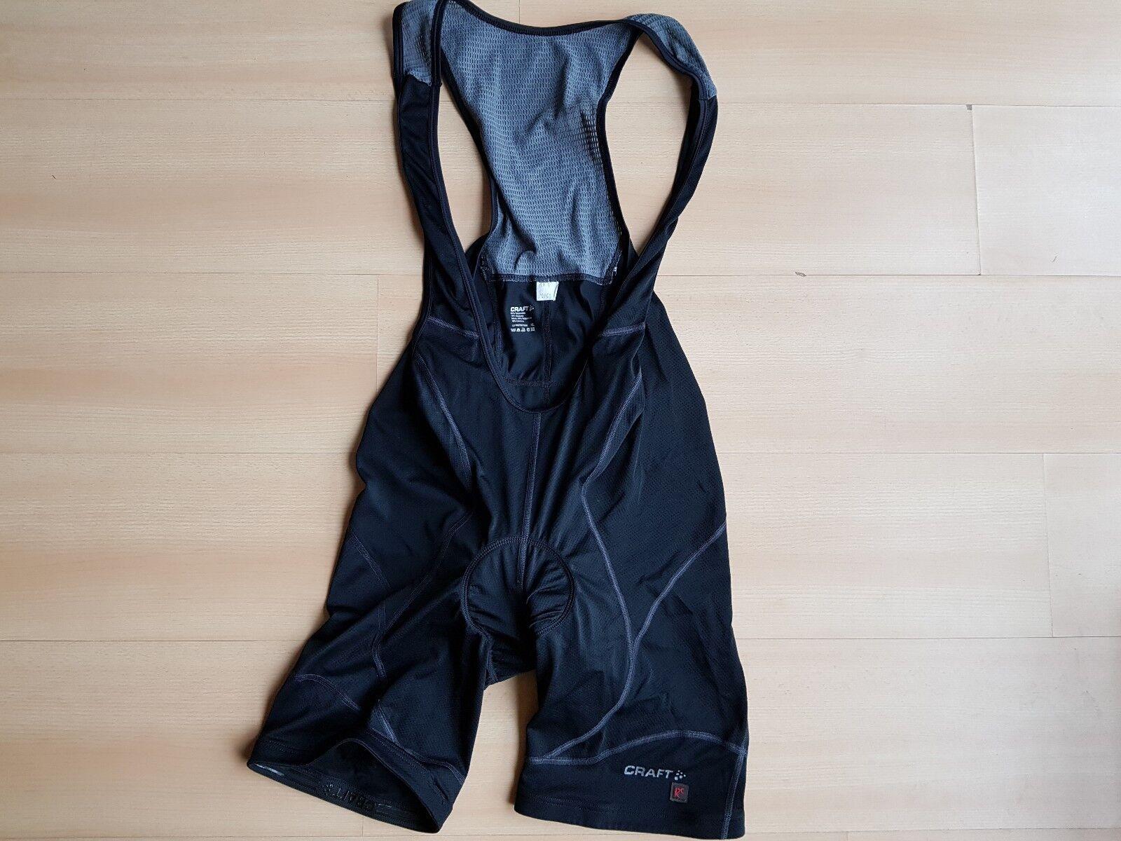 CRAFT Cycling Bib Shorts RC Bibs Size XL