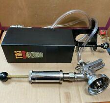 Single Tap Coated Steel Draft Tower Amp Faucet Bar Home Kegerator Tiki Sangria
