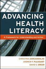 Jossey-Bass Public Health: Advancing Health Literacy : A Framework for...