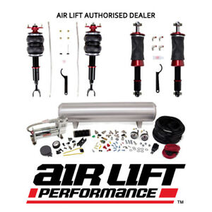 Audi A4 B5 S4 Rs4 Air Lift Air Ride Suspension Kit 4 Way Manual