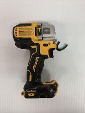 Dewalt Dcd999 Flexvolt 20v Max Xr Hammer Drill For Parts Good Motorhousing