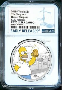 2019-The-Simpsons-Homer-Simpson-Proof-1-1oz-Silver-COIN-NGC-PF-70-ER