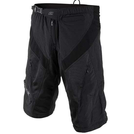 Generatore di O'Neal Baggy MOUNTAIN BIKE CICLO CICLISMO MTB Pantaloncini Nero 34