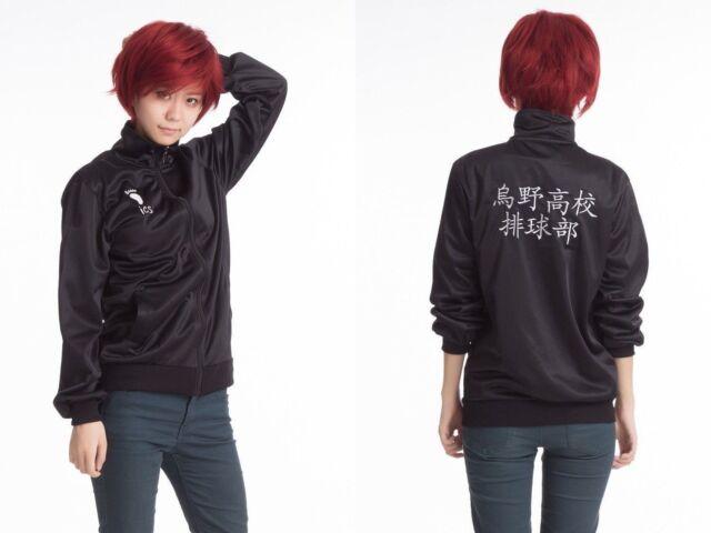 Haikyuu Karasuno Volleyball Hinata Shyouyou cosplay Sportswear jerseys costume