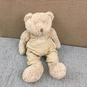 Theophile-et-Patachou-Teddy-Bear-Soft-Toy-Comforter-12-034
