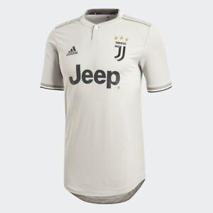 adidas Juventus Authentic 2018 2019 Away Soccer Jersey | eBay