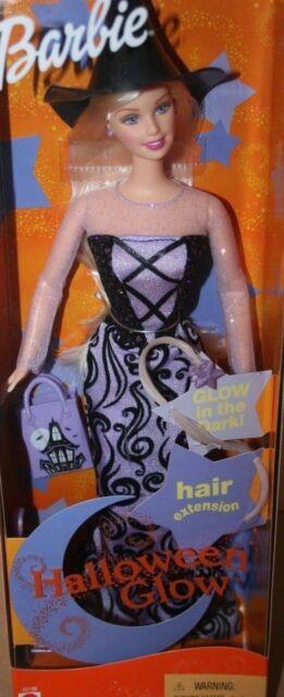 Barbie Doll Halloween Glow Special Edition