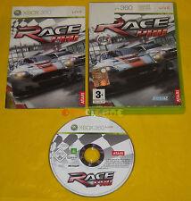 RACE PRO XBOX 360 Versione Ufficiale Italiana ••••• COMPLETO