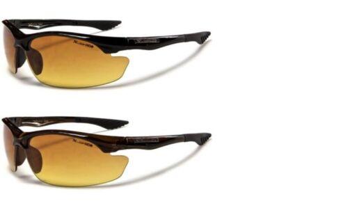 XL434HD NUOVA UOMO DONNA AD ALTA DEFINIZIONE LENTI DRIVING AVVOLGENTE UV400 Occhiali da sole