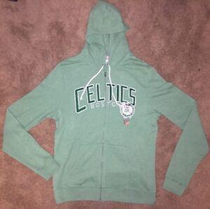 64201e46b Image is loading Boston-Celtics-Junk-Food-Green-Heather-NBA-Full-