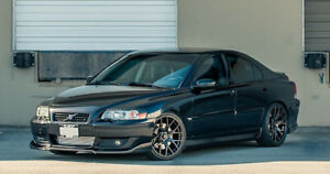 2007 Volvo S60 R >> Details About Vogtland Lowering Springs 2004 2007 Volvo S60 S60r 956919