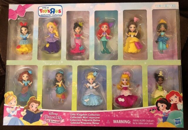 Disney Princess Little Kingdom Collection 11 Princesses In All