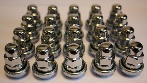 20 X M12 X 1.5 VARIABLE vacille alliage écrous de roue Fit HONDA LEGEND CRV Frv Integra