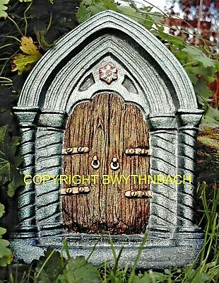 Nature fairy door mold plaster mold concrete mold mould star butterfly