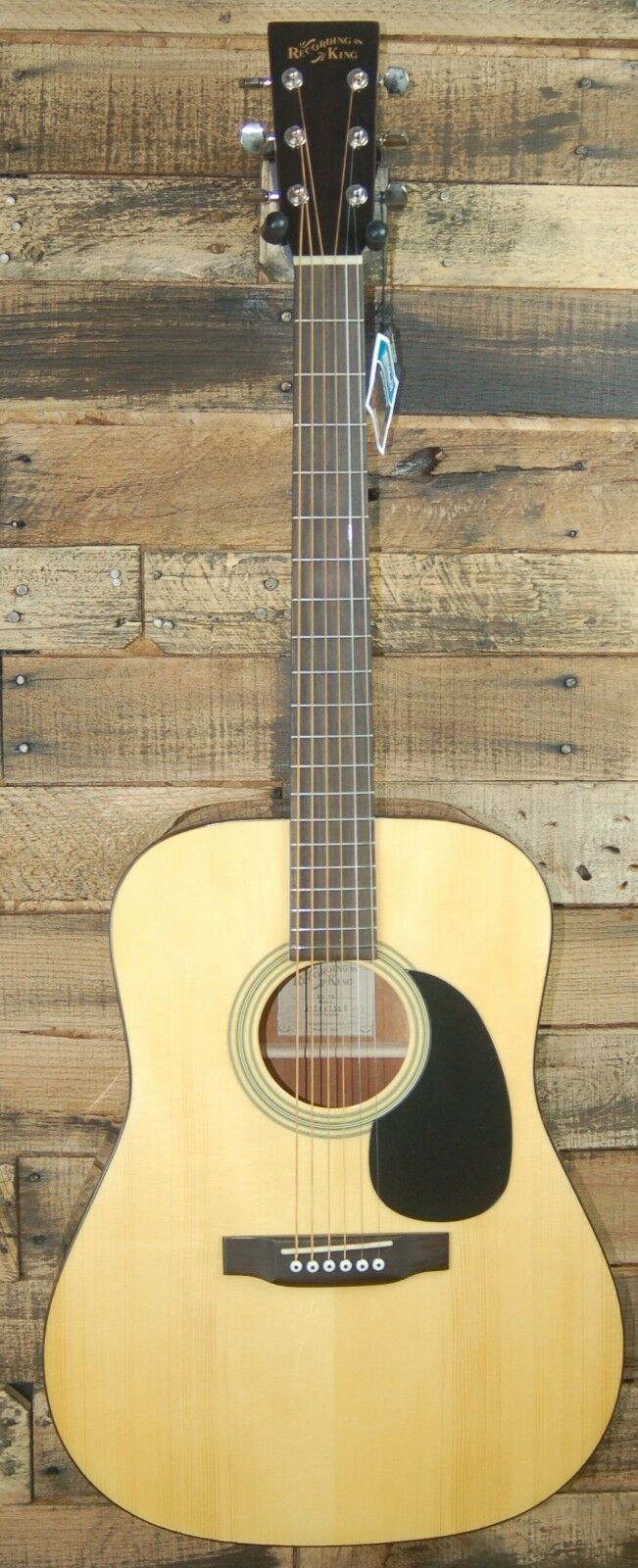 Recording King RD-06 Dreadnought Acoustic Guitar  NEW