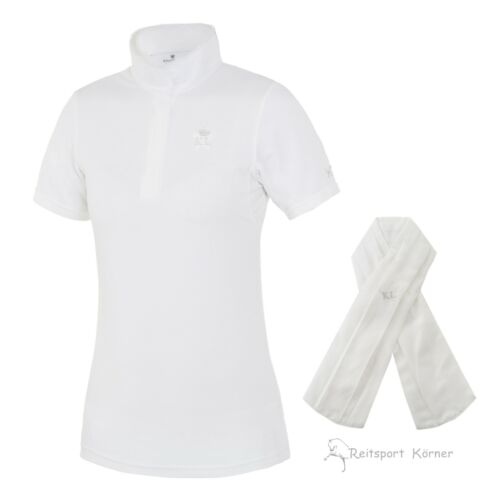"""Kingsland Dressage tournoi chemisier /""""Jennifer/"""" tournoi Shirt"""