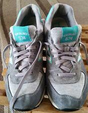 New Balance Women Running Shoes PENNANT PACK 574 (WL574PGR) UK size 7